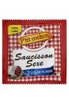 Préservatif humour - Saucisson Sexe - Préservatif
