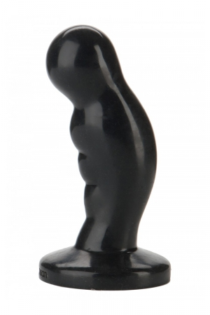 The P-Plug - Doc Johnson - Plug anal désigné spécialement pour le massage de la prostate, en silicone Premium, fabriqué aux USA par Doc Johnson.